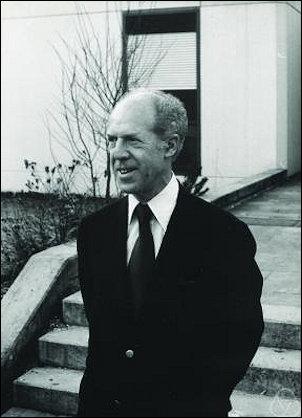 Gerard Debreu (Foto Konrad Jacobs MFO)
