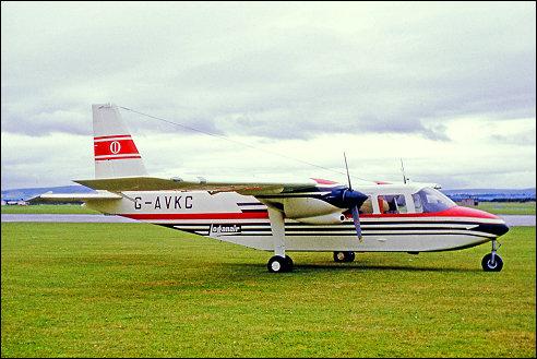 Britten Norman BN2A Islander