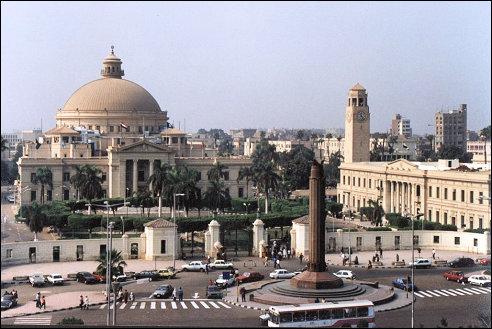 Universiteit van Caïro