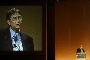 Bill Gates (persfoto Microsoft)