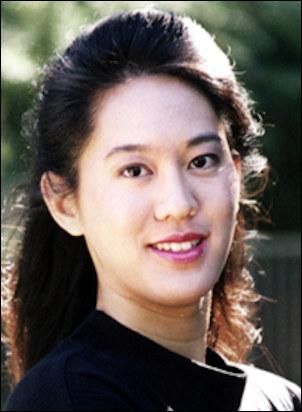 Iris Chang (foto universiteit van Illinois)