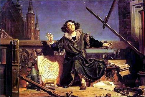 Copernicus in gesprek met God