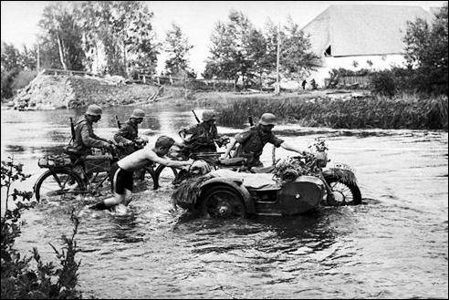 Duitse leger in Letland