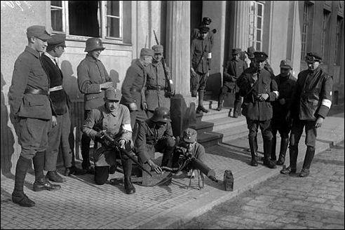 Bierkellerputsch 1923