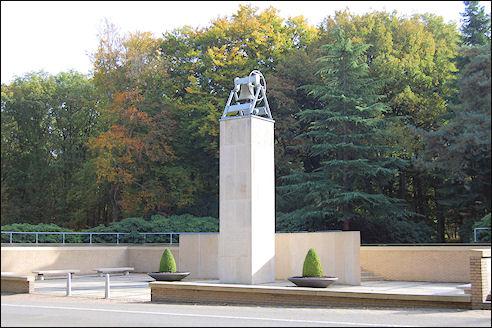 Monument op Grebbeberg