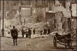 Bombardement in Nijmegen
