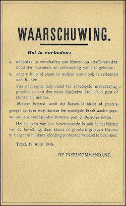 Tragedie op Texel
