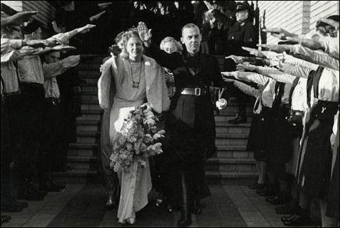 Huwelijk Meinoud Rost van Tonningen en Florentine Heubel