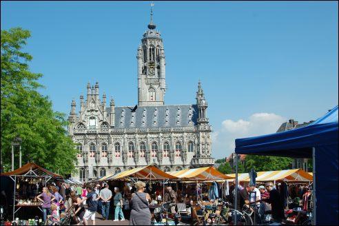 Middelburg Stadhuis