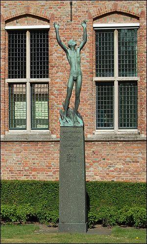 Middelburg oorlogsmonument (Foto: Ruud van Capelleveen)
