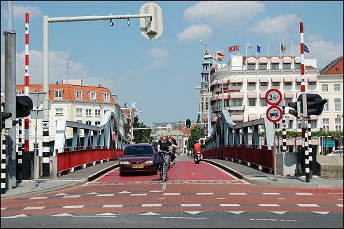 Middelburg voor het station