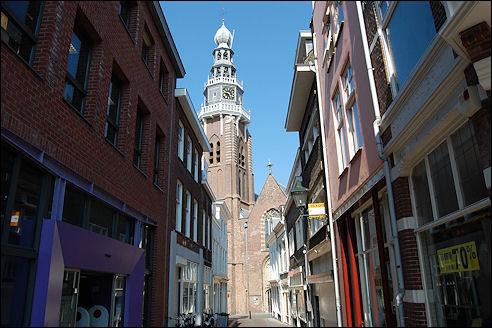 Sint-Jacobskerk in Vlissingen