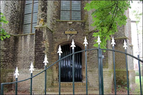 Kerkingang Yerseke