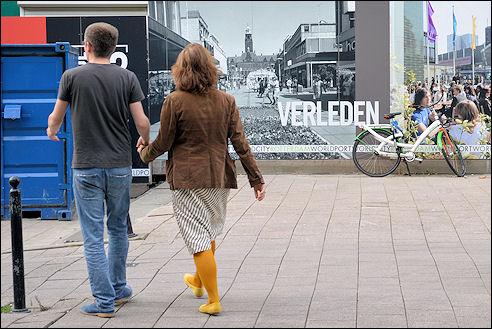 Verleden in Rotterdam