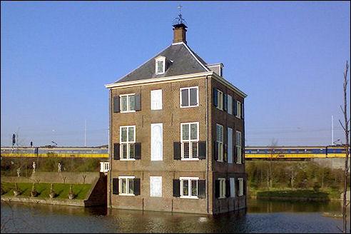 Huis Hofwijck in Voorburg