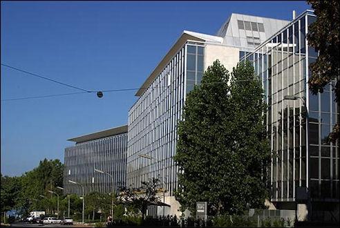 Nestlé in Vevey