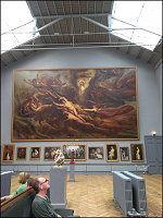 Museum Wiertz Triomf Christus