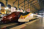 Thalys en SNCF