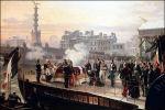 Aankomst Napoleon in Parijs