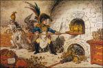 Napoleon bakt koningen