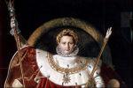 Napoleon op de troon