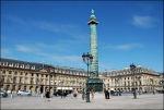 Place Vendôme in Parijs