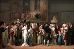 David's Kroning in het Louvre