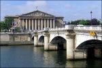 Pont de la Concorde in Parijs