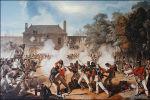 Hougoumont bij Waterloo