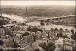 Panorama met Rijnbrug