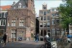 Amsterdam straatbeeld in 2008