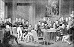 Jean Baptiste Isabey: Congres van Wenen