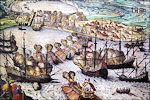 Karel V verovert Tunis