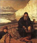 Henry Hudson door Collier