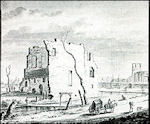 Bronckhorst, tekening Rademakers