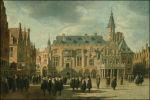 Gravenzaal en Prinsenhof in Haarlem