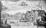 Matham en de ruïne van Brederode