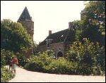 Kasteel Westhove bij Domburg