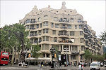 Antoni Gaudi: Casa Milà