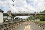 Spoorbrug bij het station van Clervaux<
