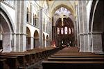 Kerkinterieur Munsterkerk in 2009