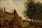 Kloveniersdoelen in Amsterdam