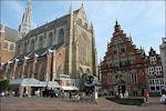 Grote Markt in Haarlem