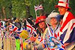 Aanhangers van het koninklijk huis