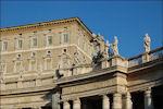 Rome appartement van de paus