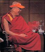 Dalai Lama (foto Linde)
