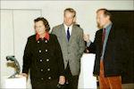 Koning Michaël en koningin Anne van Roemenië