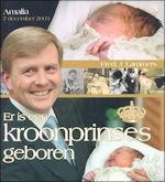 Er is een kroonprinses geboren