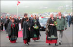 Margaretha II op Faeröer