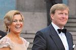 M?xima en Willem-Alexander